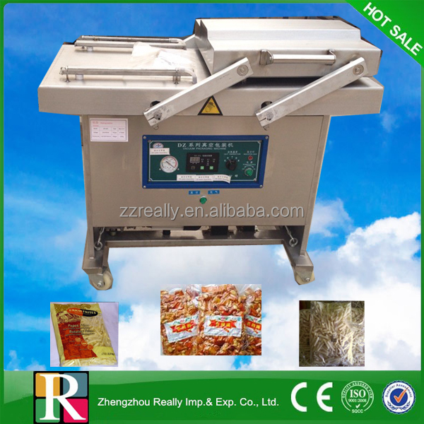 Multipurpose fruit and vegetable vacuum packing machine FOR SALE