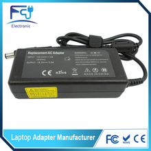 Fixed DC cord, Optional AC cable, 18.5V 3.5A AC Charger for HP Ultrabook ENVY 6