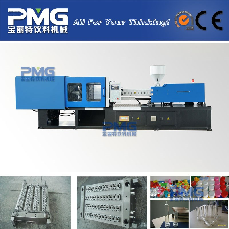 PMG-3000A Plastic injection molding machine / pet preform injection moulding equipment
