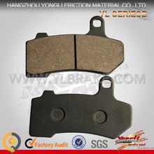 Performance brake pad electric scooter spare parts