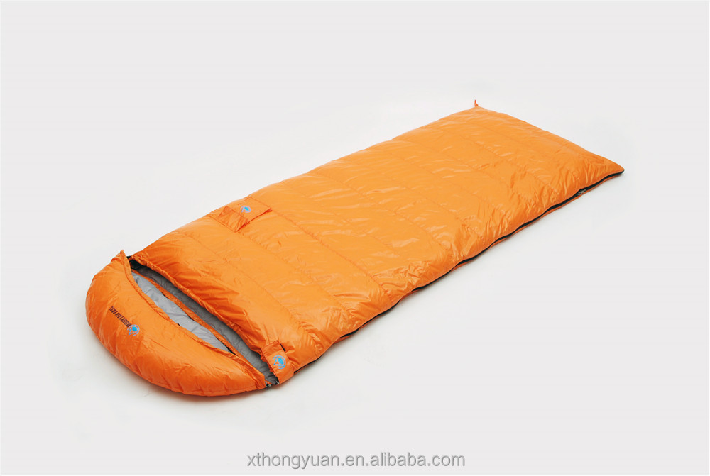 Lightweight Ultra Compact 4 Season Traveling Comfort small sleeping bag
