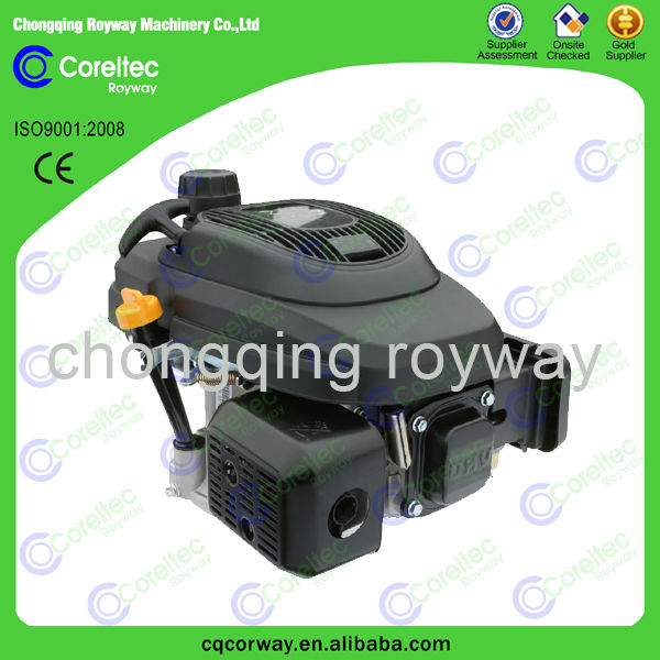 2015 Top Selling Two Cylinder electric start Air Cooled diesel engine vertical shaft