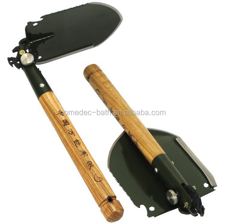 Military shovel survival folding camping outdoors shovel for Gardening tools jakarta