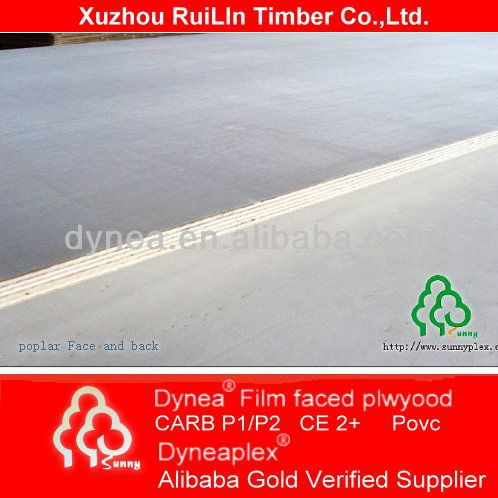 Dynea exterior plywood panels Chinese plywood