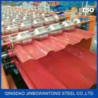 galvanized aluminum color sheet metal roof price in philippines