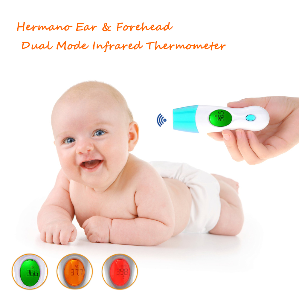 Termometer Infrared Thermometer Ear And Forehead It 903 Thermometertermometer Digital 8in1 Factory Direct Baby Kids Children Buy