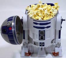 Plastic Popcorn container/ buscket for Star War Theme