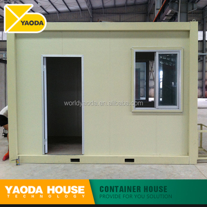 Yaoda container coffee shop prefab shipping container houses for sale