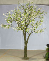3.5m led artificial plistic fruit cherry tree of life decor