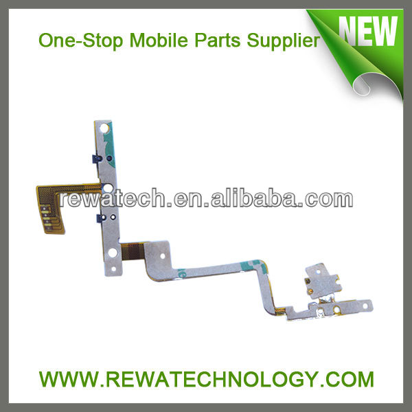 For Apple iPod Touch 4 Power Switch On Off Flex Cable Replacement
