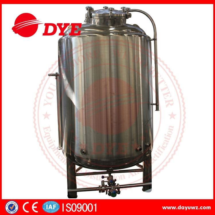 Frequently used stainless steel hot water storage tanks truck