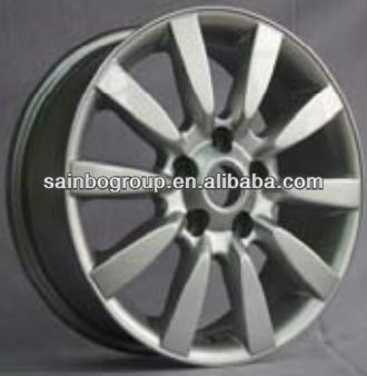 Fuel Economy And Green Brand New Alloy Wheels- MITSUBSHI S668