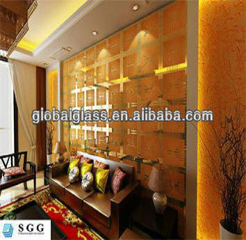 Interior decorativo ladrillo paredes vidrio con artificial - Ladrillo decorativo interior ...