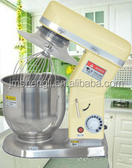 5L cake stand mixer with a bowl