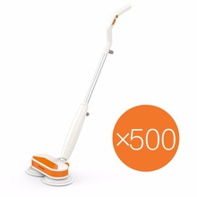 2018 China suppliers 360 Cordless Dual Spin Electric extra long mop handle