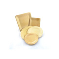 Chinese supplier  biodegradable compostable wooden plate