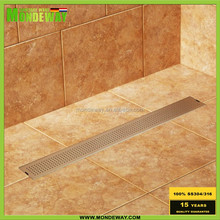 oil rubbed faucet ceramic bathroom tiles brass floor drainer