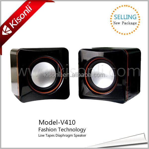 Promotion Gift Cheap Professional Horn Speakers MP3 MP4 MP5 Music Player