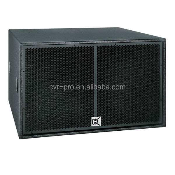Stage Subwoofer + dual 15 inch + big power speakers