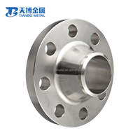 Customized Precision Machined Astm B381 Titanium Forged Flange