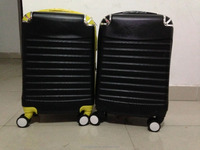 Carry-on Trolley Case Spinner ABS PC Suitcases Luggage