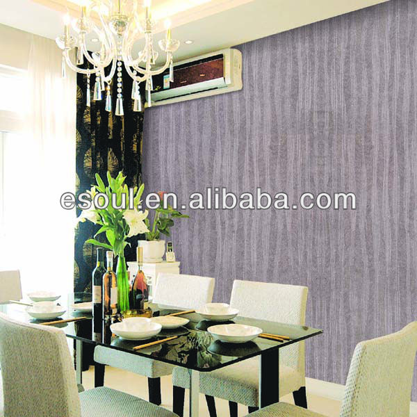 Hotel KTV pvc wall paper living room wall paper