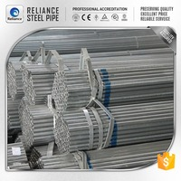 50MM DIAMETER ASTM A252 PRE GI GALVANIZED STEEL PIPES