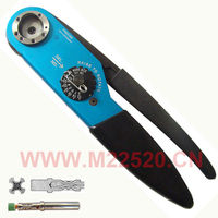 Hand Crimp Tool (M22520/1-01) ,12AWG-26AWG ,CONTACTS:12-20,YJQ-W2A