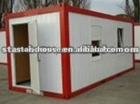 Prefab living modular container home(ready-built)