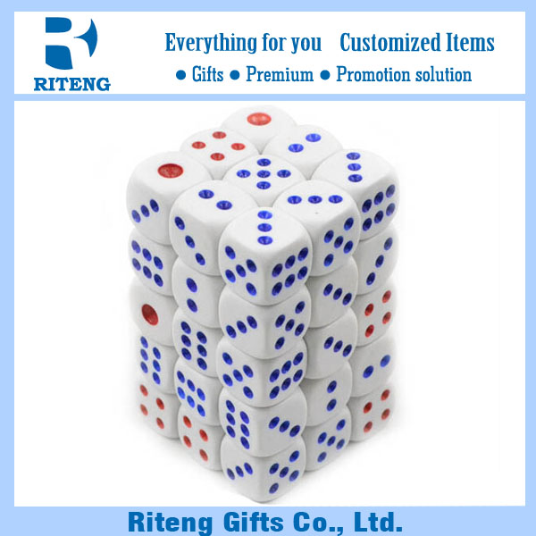 China Manufacturers Custom Bulk Dice Wholesale