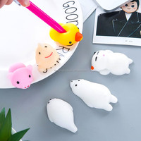 Wholesale 2017 most popular squishy slow rising toys in America cute stretch squeeze squishy toys