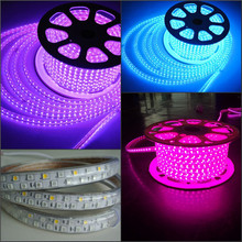 High voltage led professional manufacturer christmas lighting strip led strip lights price in india