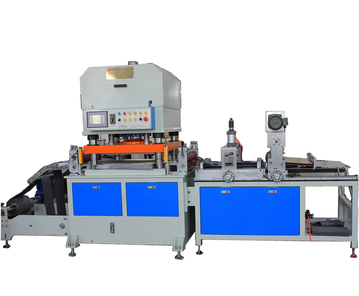 Roll Foil Die Cutting Machine