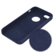 For Apple Iphone 5 5S SE Hot Selling Original Plain Silicone Case with Retail Package