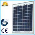 High efficiency 150W poly solar panel solar system