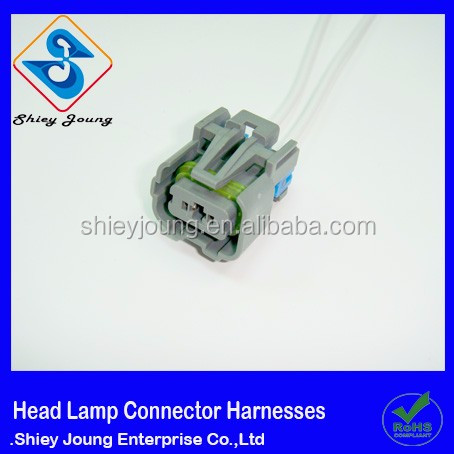 H16 Headlight bulb connector