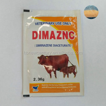 sell hot product Diminazene 2.36g for Animal Use Only