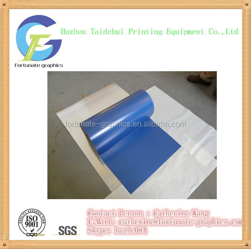 High Quality Thermal Offset Ctp Printing Plate