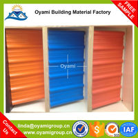 Low cost excellent weatherability roof tile ridge cap
