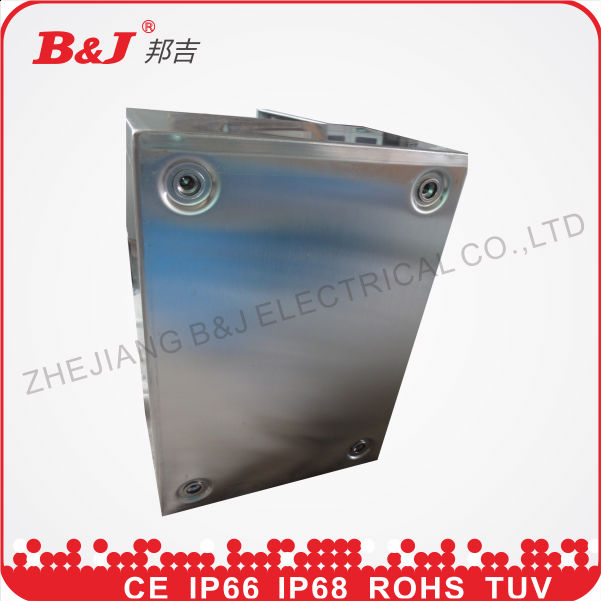 wall mounted Stainless Steel enclosure box IP66