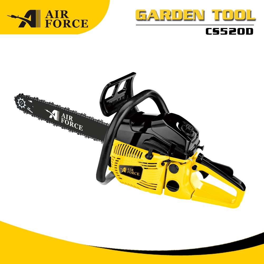 AF CS520D Hot Sales Garden Tool Power Chainsaw