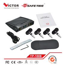 Auto Solar power type Tire Pressure Monitoring System wireless tpms sensor