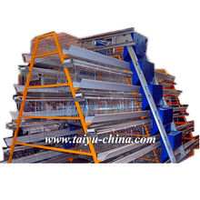 Taiyu design layer chicken cages for kenya poultry farm ( enclosed our oversea farm pictures)