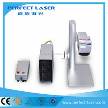 New products Mini fiber laser marker for keyboard PEDB-100 for sale