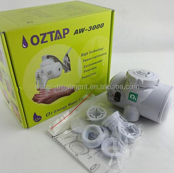 household kitchen water purification ozone generator tap water filter
