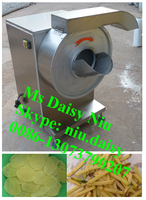commercial cassava cutter machine/sweet potato cutting machine/spiral potato cutter machine