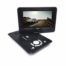 OEM TFT Digital LCD Screen 9 inch PDVD Portable DVD Player Support Game FM Mp3 TV USB SD