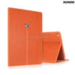 Xundd Genuine Leather Wallet Case For iPad Air 2 Case,For iPad Leather Case