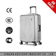 High quality trolley hard case luggage /ABS+PC trolley suitcase/trolley luggage sets with spinner wheels
