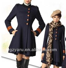 2013 New Design Wool Women Sexy Winter Clothing